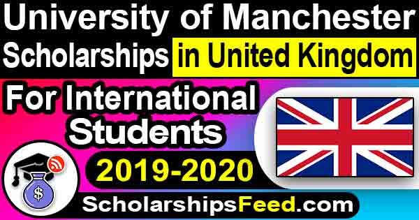 Manchester University Scholarships in UK 2019-2020 for international students - Research Impact