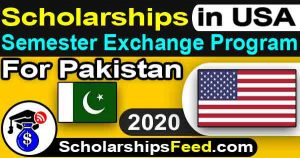 Undergraduate Semester Exchange Program for Pakistan 2020. USA exchange program for pakistani undergraduate students 2019-2020. Ugrad Exchange program 2020