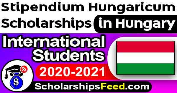 Hungary Scholarship 2020-2021 For International Students. Stipendium Hungaricum 2020-2021 Scholarships. (Hungarian) Hungary Scholarships 2020-2021