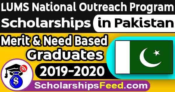 LUMS NOP 2019 Form Online registration. NOP LUMS 2019 - 2020 Online registration. LUMS National Outreach Program 2019-2020. LUMS Scholarships 2019 - 2020